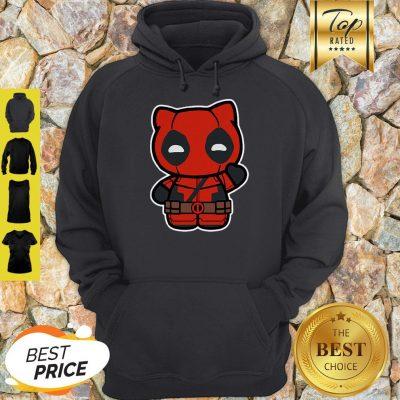 Hi- Yukio Marvel Deadpool Hello Kitty Hoodie
