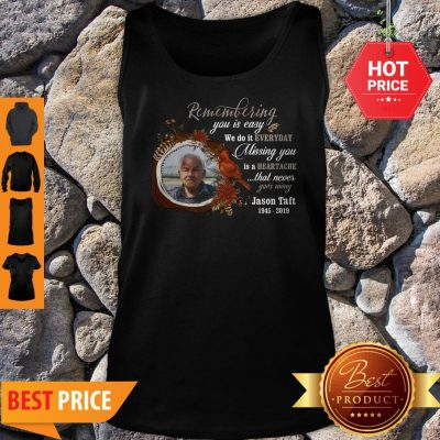 Missing You Is Heartache Photo Memorial Personalized Tank Top