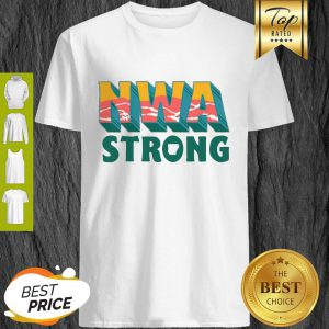 NWA Strong Northwest Arkansas Food Bank Shirt