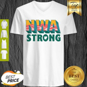 NWA Strong Northwest Arkansas Food Bank V-neck
