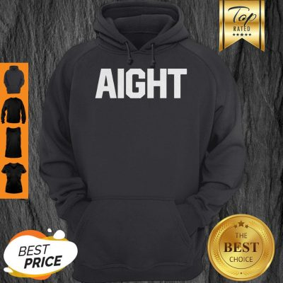 Official Aight Hoodie