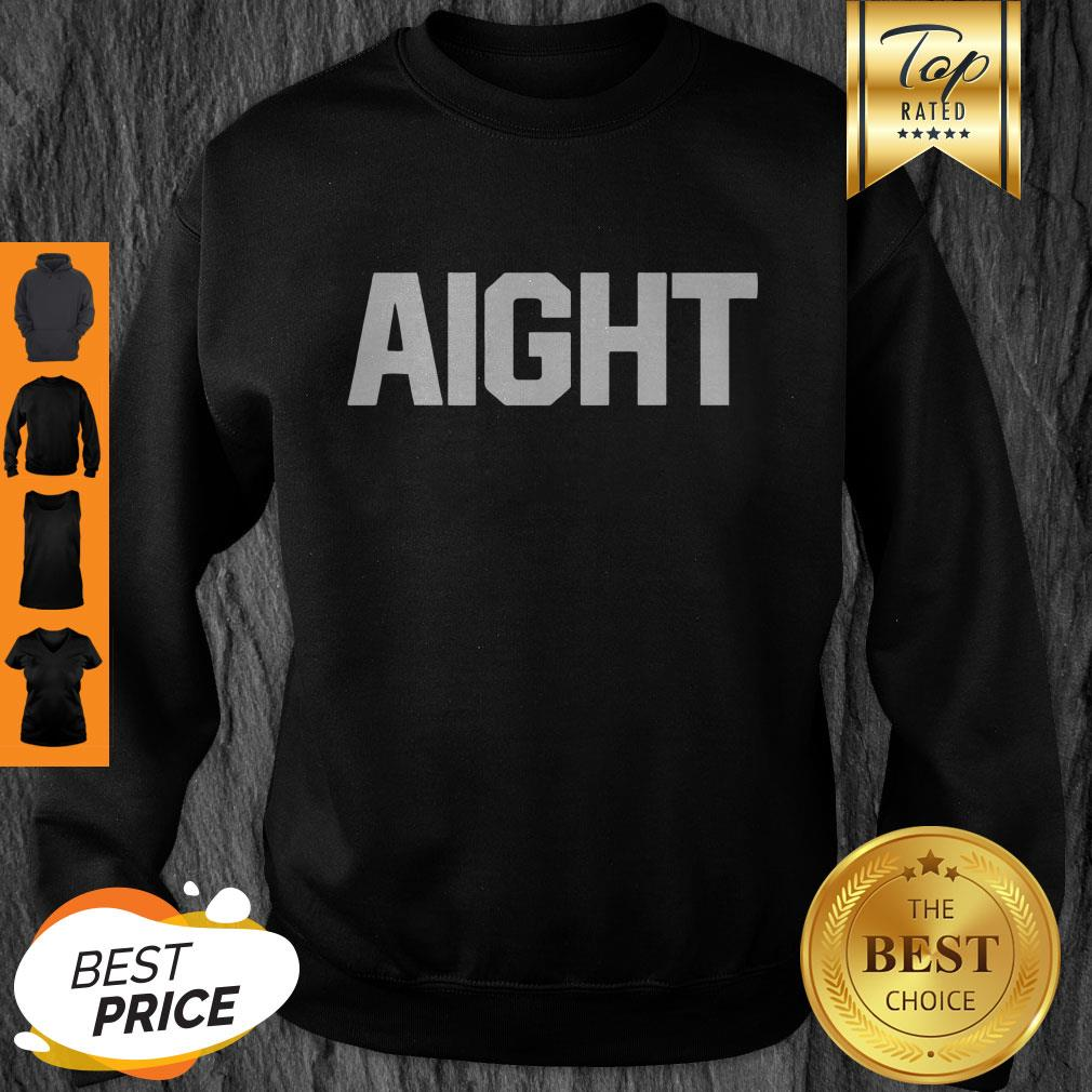 Official Aight Sweatshirt