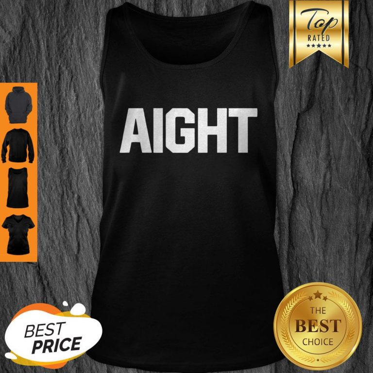 Official Aight Tank Top