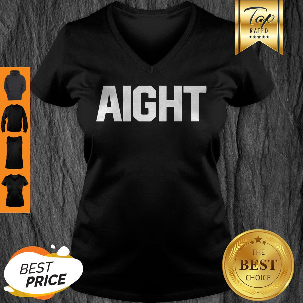 Official Aight V-neck