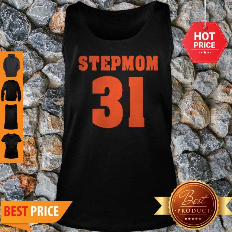 Official Stepmom 31 Tank Top