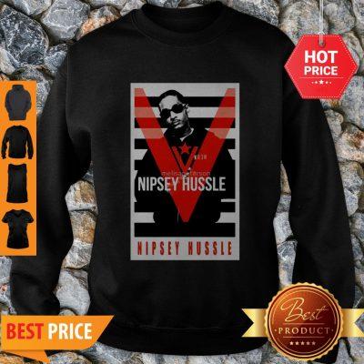 Rip Rest In Peace Nipsey Hussle Crenshaw TMC Legend Rapper Sweatshirt
