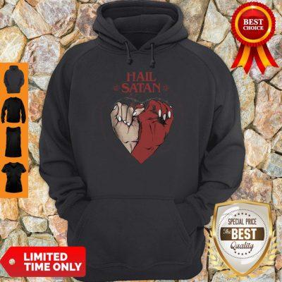 Official Hail Satan Hoodie