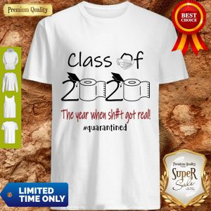 Seniors 2020 The Year When Shirt Got Real Shirt