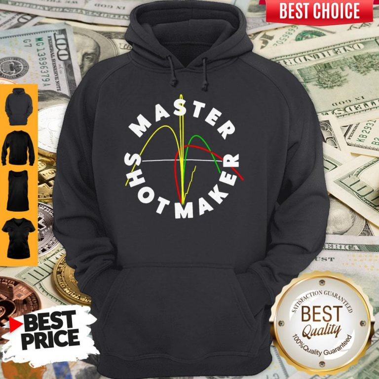 Awesome Master Shot Maker Hoodie