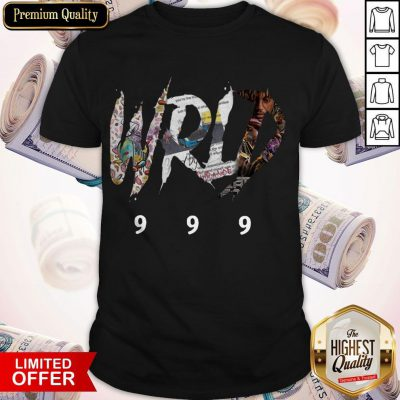 Awesome Official RIP Juice WRLD 999 Shirt