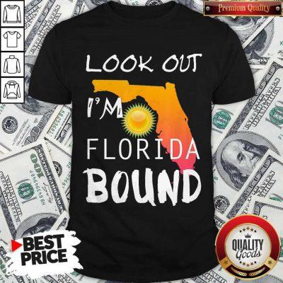 Good Florida Bound Vacation Spring Break Shirt