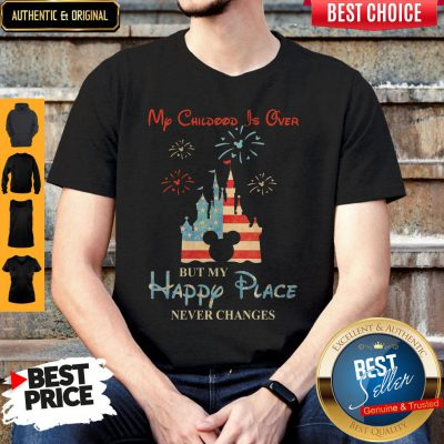 Nice My Childhood Is Over Independence Day Classic T-Shirt