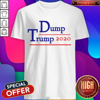 Pretty Dump Trump 2020 Shirt