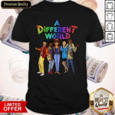 Awesome A Different World Shirt