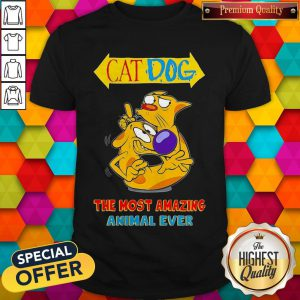 Awesome At Dog The Most Amazing Animal Ever Shirt