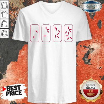 Awesome Countdown V-neck
