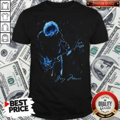 Awesome Gary Moore In Memoriam Shirt