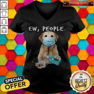 Awesome Labrador Retriever Face Mark Ew People Sweatshirt