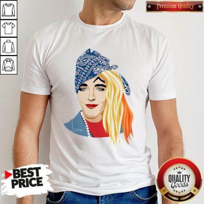 Pretty Shane Dawson Black Face Shanaynay Portrait Shirt