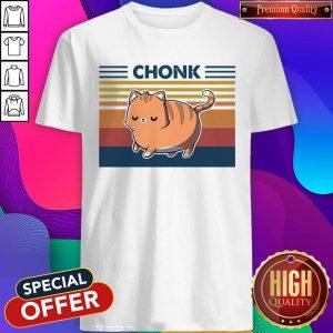 Top Cat Chonk Shirt