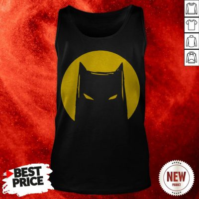 DC Fandome Batman Moonlight Silhouette Tank Top