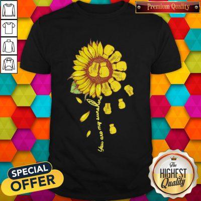 Premium Boxing You Are My Sunshine Shirt