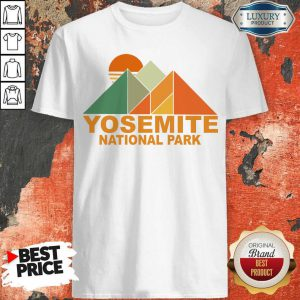 Premium Yosemite National Park shirt