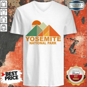 Premium Yosemite National Park V-neck