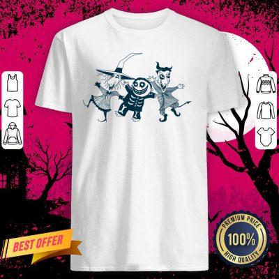 Lock Shock & Barrel Dancing Party Halloween Day Shirt
