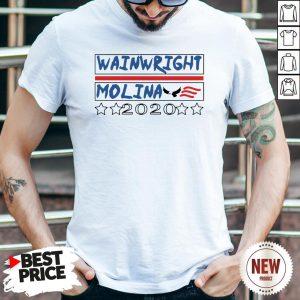 Official 2020 Wainwright Molina Shirt