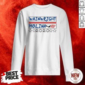 Official 2020 Wainwright Molina Sweatshirt