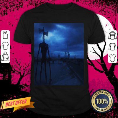Official Siren Head Halloween Shirt