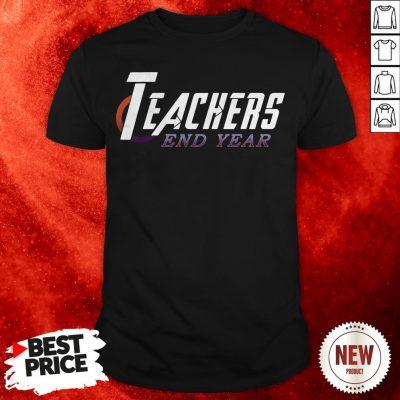 Official Teachers End Year Shirt