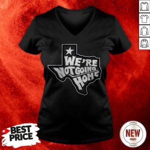 We're Not Going Home V-neck