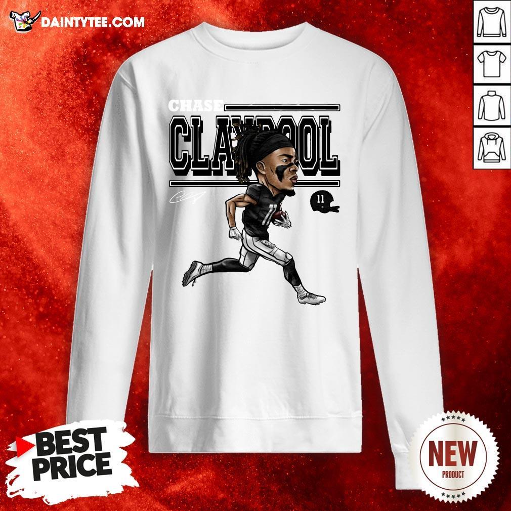 Perfect Chase Claypool Cartoon Shirt Daintytee