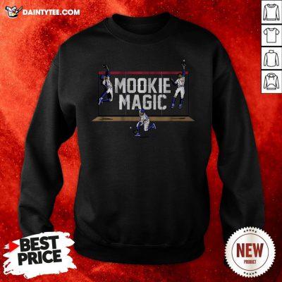 Premium Mookie Magic Los Angeles Sweatshirt- Design By Daintytee.com