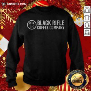 Black Rifle Coffee Company Sweatshirt- Design By Daintytee.com