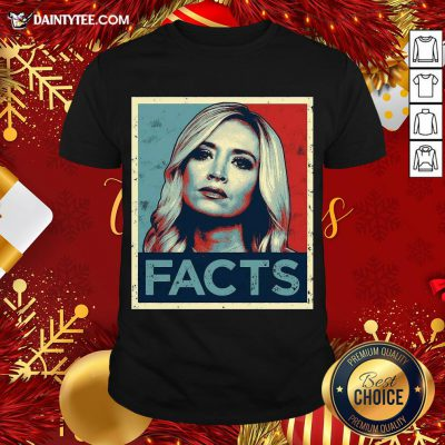 Original Kayleigh McEnany Facts T-Shirt- Design By Daintytee.com