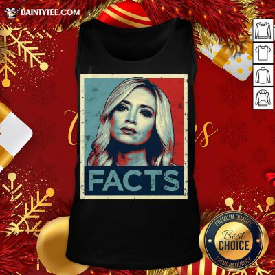 Original Kayleigh McEnany Facts Tank Top- Design By Daintytee.com