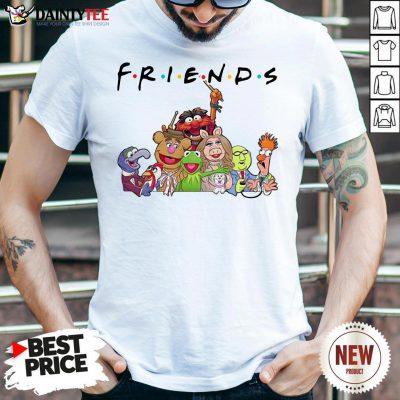 Perfect The Muppet Friends TV Show Shirt- Design By Daintytee.com