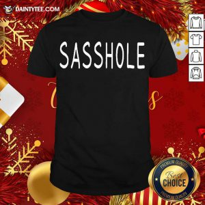 Sasshole Toddler 2020 T-Shirt- Design By Daintytee.com