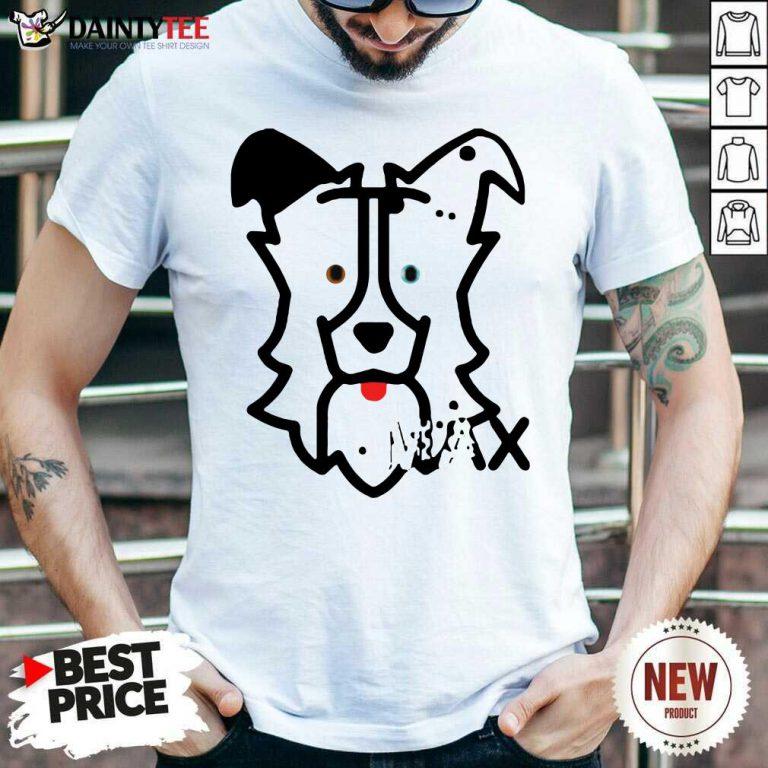 Dog Max Shirt- Design By Daintytee.com