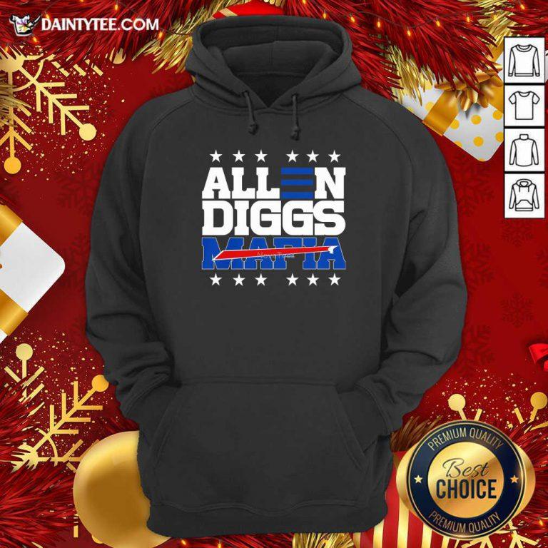Allen Diggs 2020 Bills Mafia Hoodie- Design By Daintytee.com