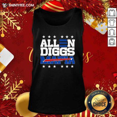 Allen Diggs 2020 Bills Mafia Tank Top- Design By Daintytee.com