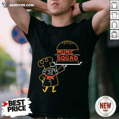 Mbmbam Mcelroy Family Merch Munch Squad Shirt- Design By Daintytee.com