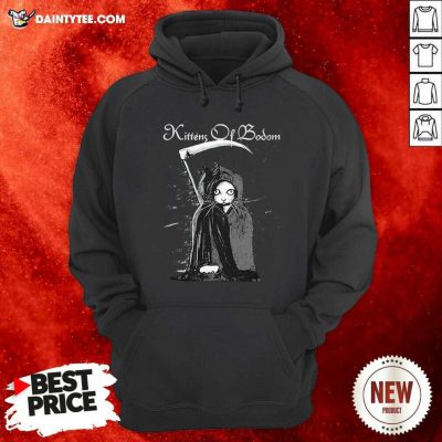 From Cats Are Metal Kittens Of Bodom Hoodie - Design By Daintytee.com