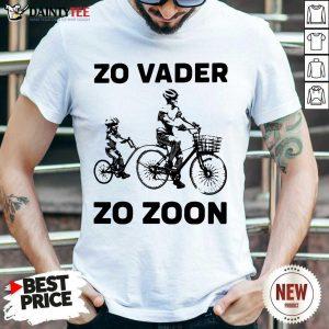 Good Family Biker Zo Vader Zo Zoon Confident Shirt