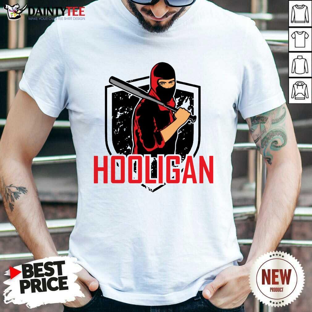 Original Hooligan Shield 2021 Shirt