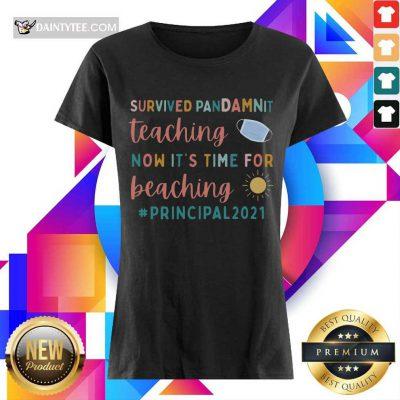Teaching Principal 2021 Ladies Tee