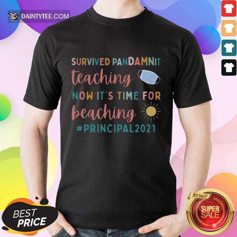Teaching Principal 2021 Shirt